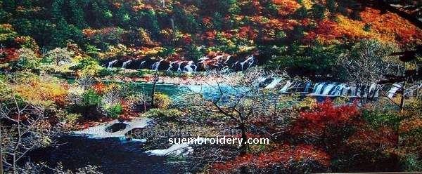 Jiuzhaigou autumn