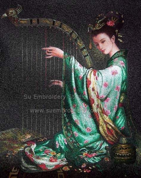 suzhou embroidery art