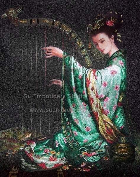 suzhou embroidery art
