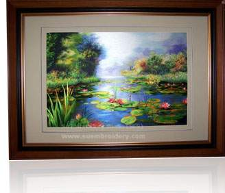 suzhou embroidery painting