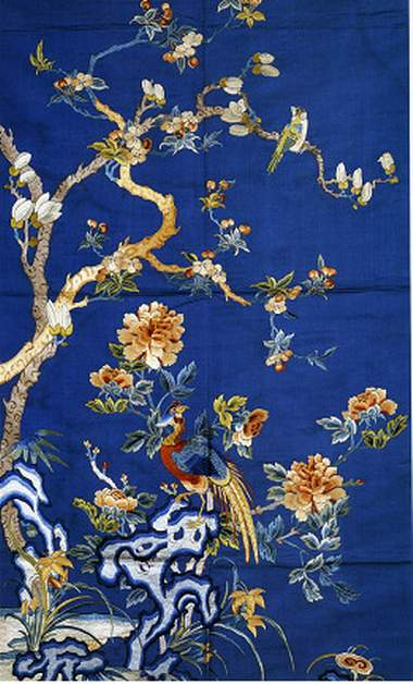 suzhou embroidery in qing dynasty