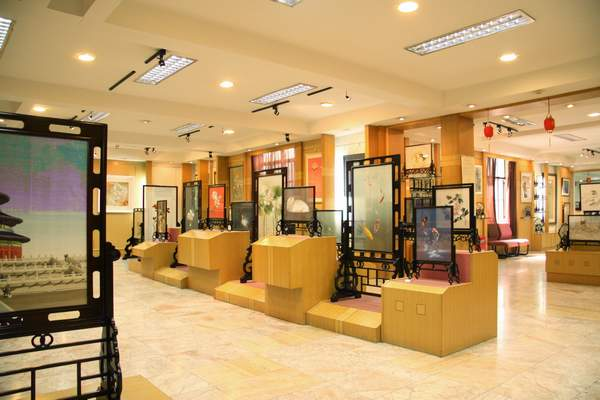 suzhou embroidery research institute