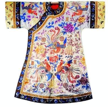 suzhou embroidery robe