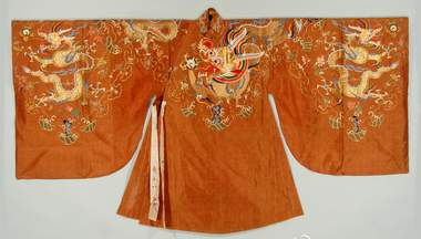 stage cosume suzhouembroidery