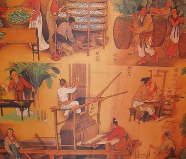 suzhou silk