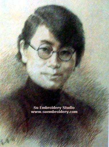 portrait of Yang Shouyu