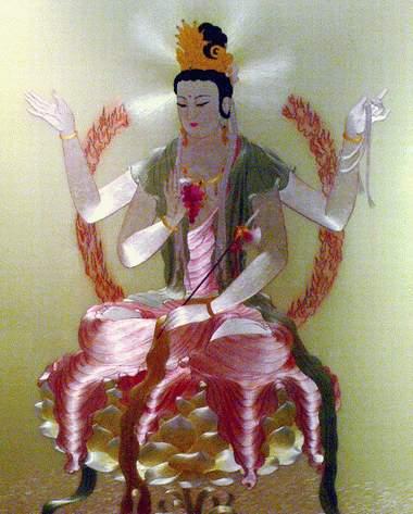 yao hong ying hand embroidery