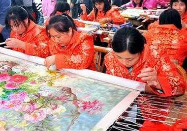 suzhou embroidery artists